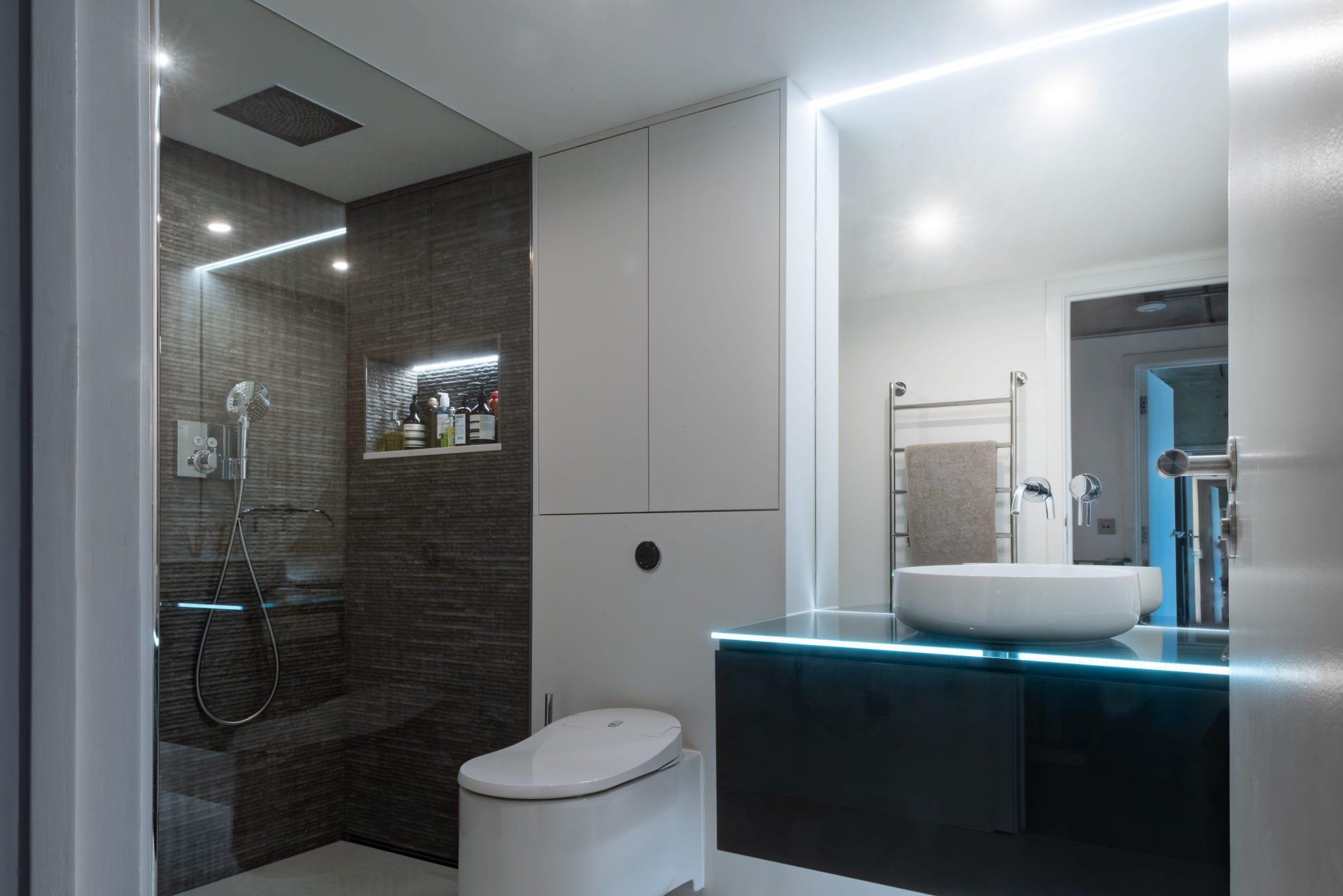 Bathroom fitters London
