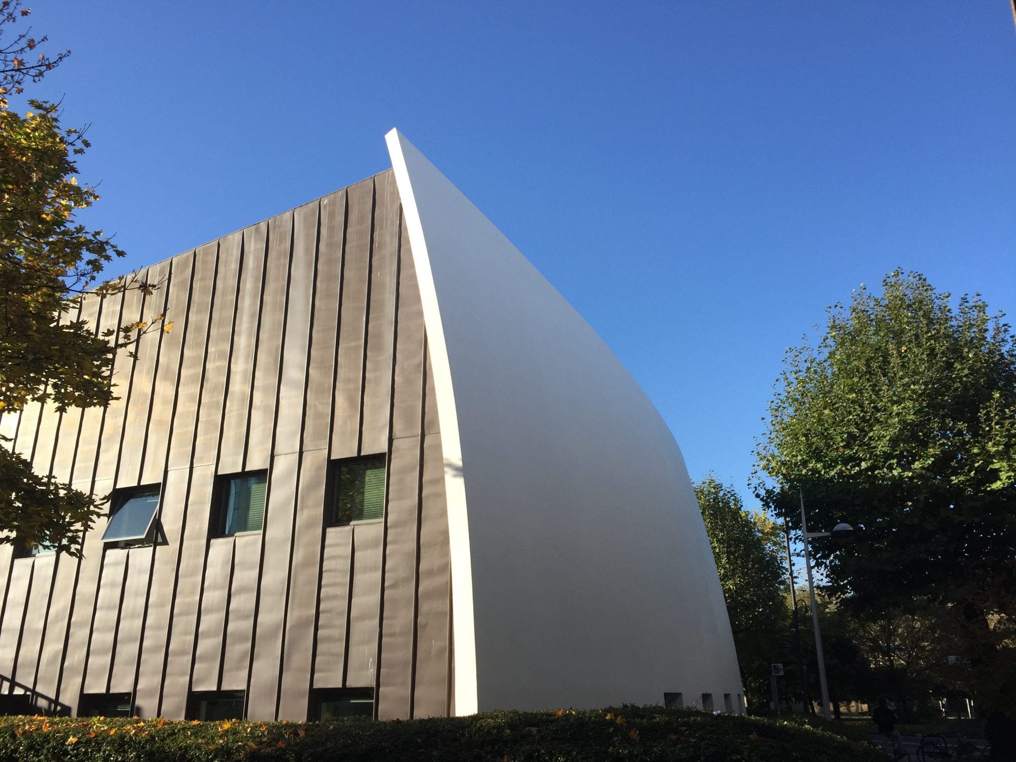 London office building exterior painting and repairs