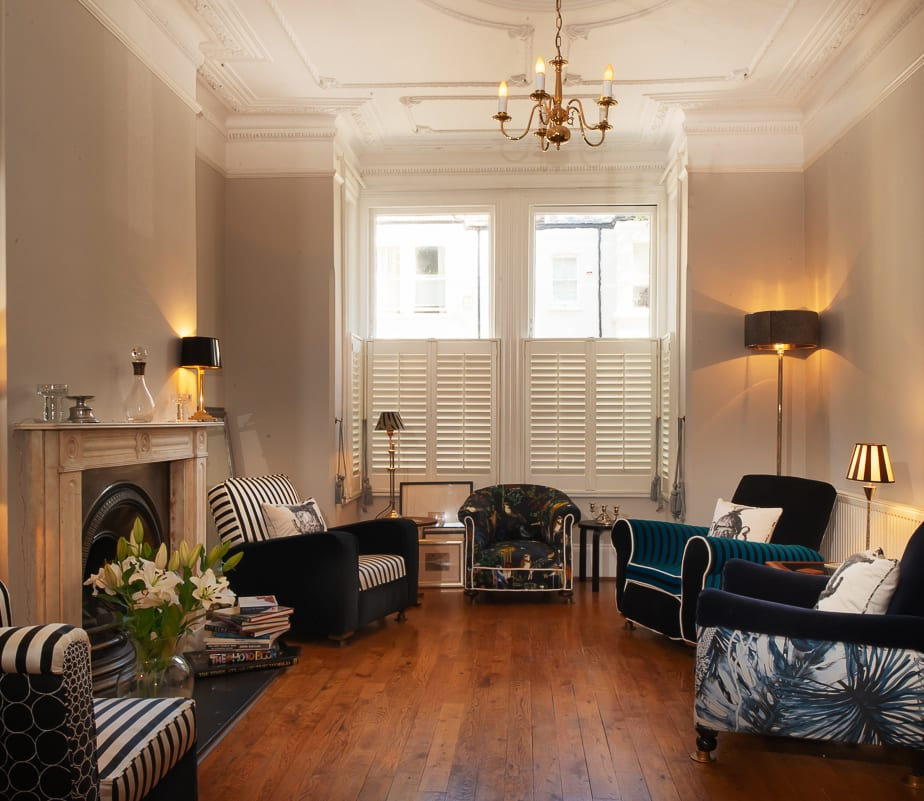 Renovated home with loft conversion in Fulham