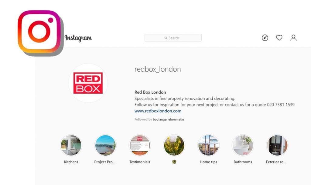 Instagram - Redbox
